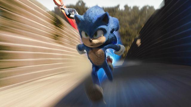 1er jour France : Sonic roule en tête !