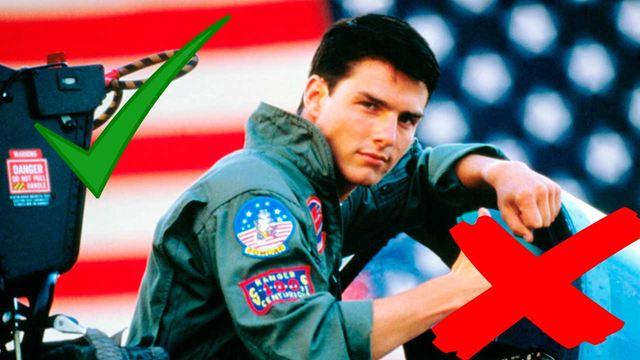 Top Gun, Retour vers le futur, Dirty Dancing... Ces films culte ont-ils réussi le test de Bechdel ?