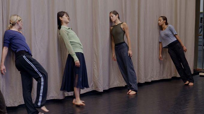 Photo du film Dans les pas de Trisha Brown - Glacial Decoy à l'Opéra