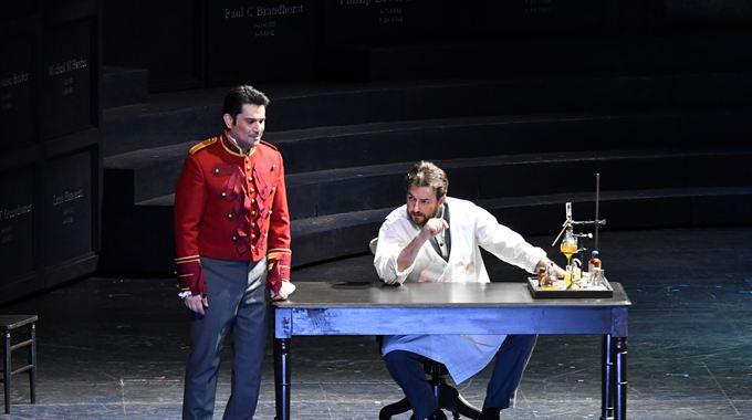 Photo du film Roméo et Juliette (Gran Teatre del Liceu-FRA Cinéma)