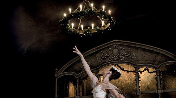 Photo du film La Sylphide (Bolchoï - Pathé Live)