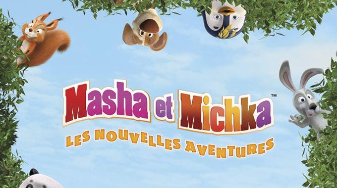 Photo du film Masha et Michka - Les Nouvelles aventures