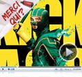 Photo : Merci Qui? N°217 - Kick-Ass
