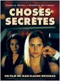 Choses secrètes