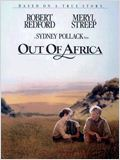 Out of Africa - Souvenirs d&#39;Afrique