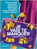 Je vais te manquer