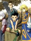 Hunter X Hunter stream