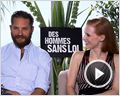 Nick Cave, Jessica Chastain, Jason Clarke, Tom Hardy, John Hillcoat Interview : Des hommes sans loi