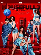 Housefull 3 en streaming vf
