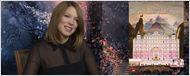 """Berlin 2014 : Léa Seydoux évoque son """"petit rôle"""" dans """"The Grand Budapest Hotel"""" !"""