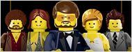 Oscars 2014 : les nommés s'affichent en Lego