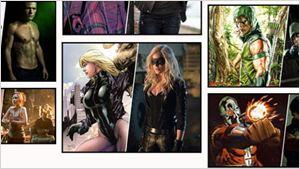 """Les superhéros dans """"Arrow"""": de DC comics à la série !"""