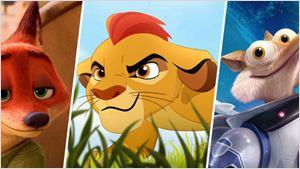 Zootopie, Angry Birds, L'Age de glace 5… Les bandes-annonces animation pour 2016