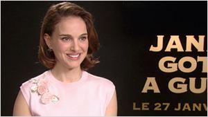 """Jane Got A Gun - Natalie Portman : """"Ce film a été un vrai challenge"""""""