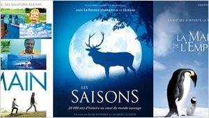 """""""Demain"""", """"Les Saisons""""... Les 10 documentaires les plus vus en salles sont..."""