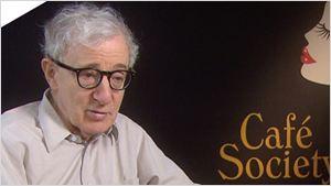 """Cannes 2016 : """"Le passé est plus glamour"""" selon Woody Allen"""