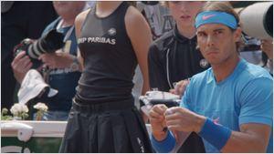 In The French : les coulisses du tournoi de Roland-Garros se dévoilent dans un documentaire