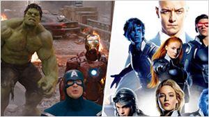 Les Avengers et les X-Men ne se retrouveront probablement pas dans Infinity War