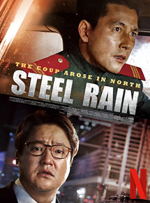 Steel Rain streaming