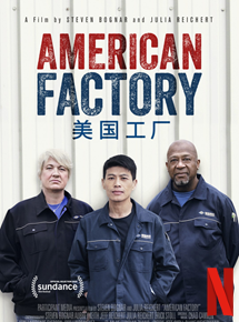 American Factory streaming