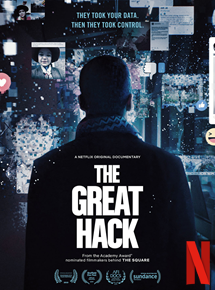 The Great Hack : L'affaire Cambridge Analytica streaming