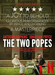 Les deux Papes streaming