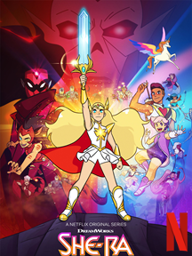 She-Ra et les princesses au pouvoir
