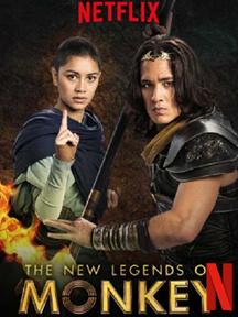 Les nouvelles légendes du roi Singe - Saison 2