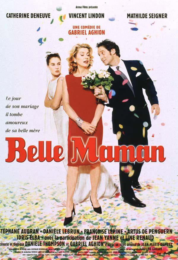 საყვარელი სიდედრი (ქართულად) - Belle maman (1999)