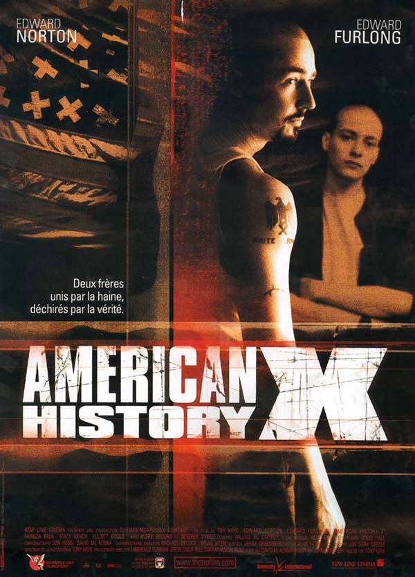 American History X affiche