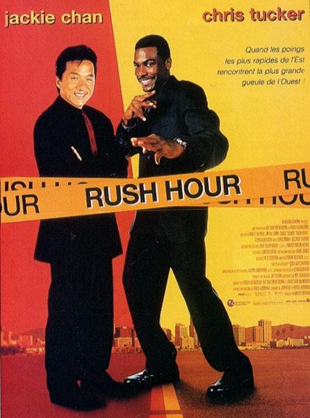 Rush Hour affiche