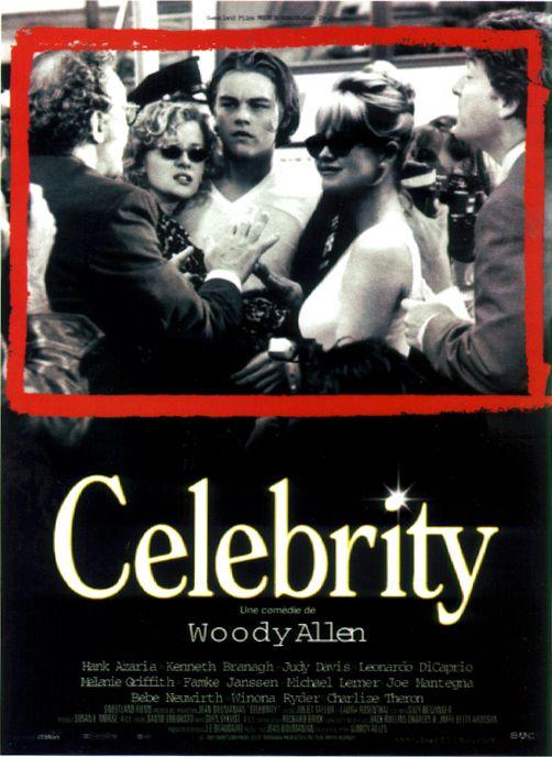 Celebrity affiche