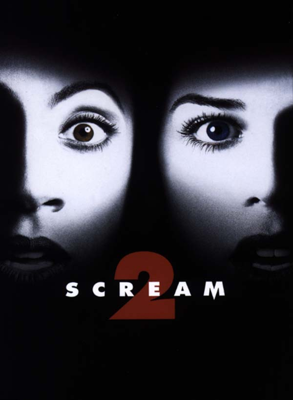 Scream 2 affiche