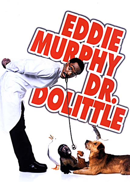 Dr. Dolittle  ( Docteur Dolittle  ) affiche