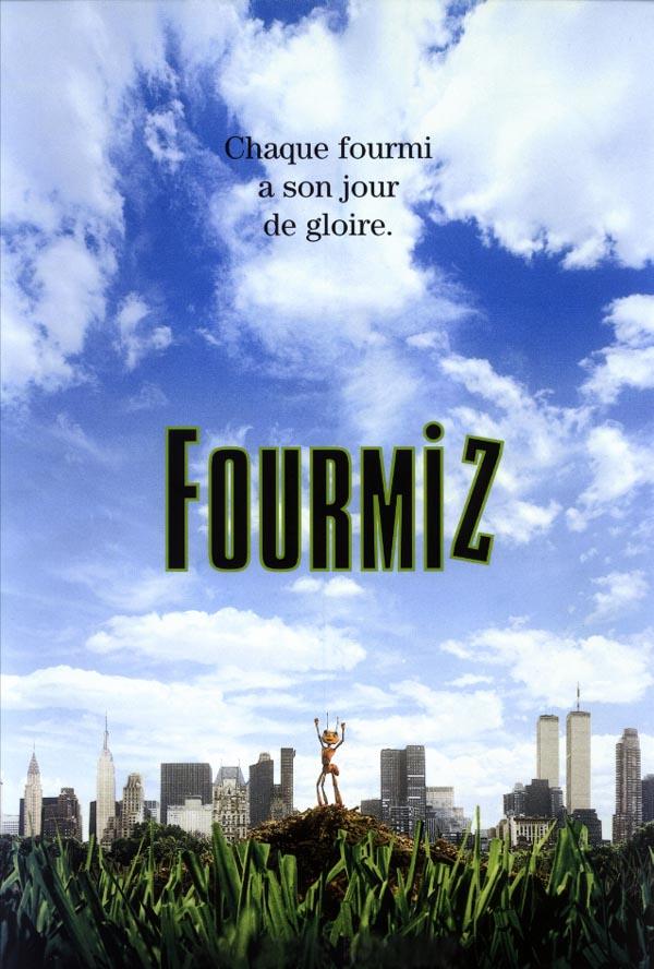 Fourmiz affiche