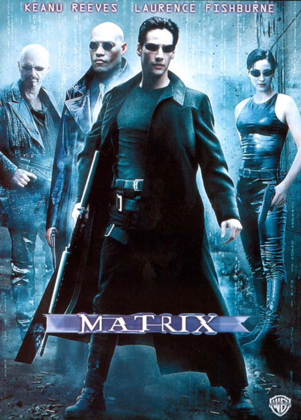 an analysis of the movie the matrix and the character of thomas anderson Observations about the movie the matrix  robert king contributes the following analysis:  we see the blue pill and thomas anderson,.