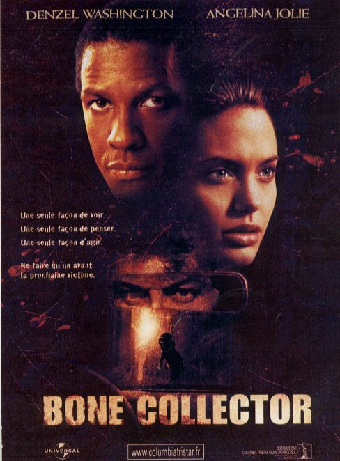 Bone Collector affiche