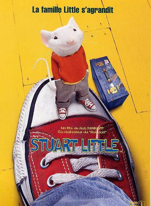 Stuart Little affiche