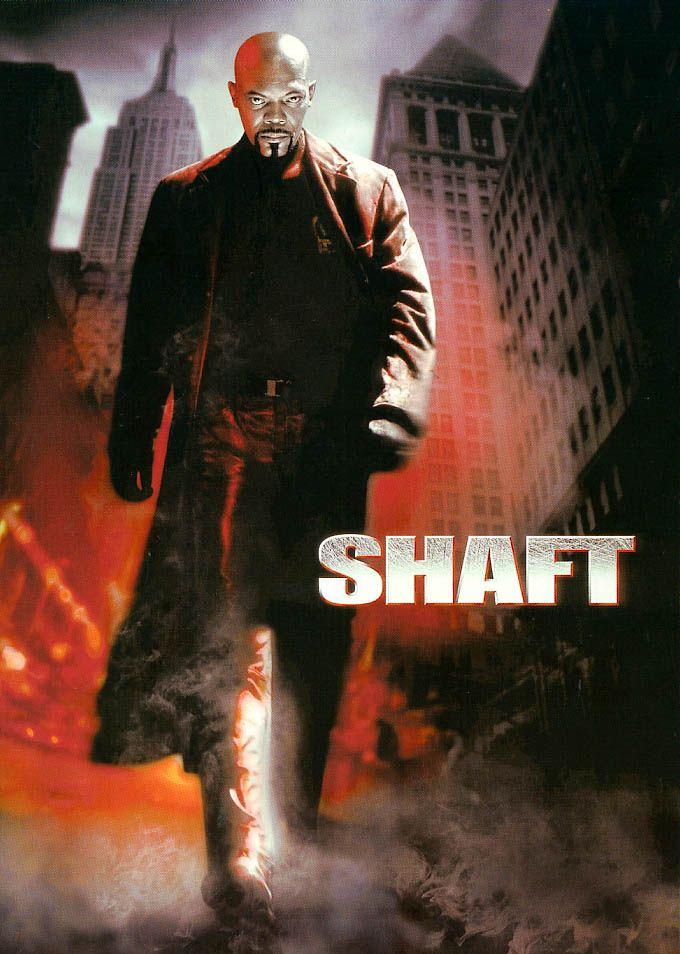 Shaft affiche