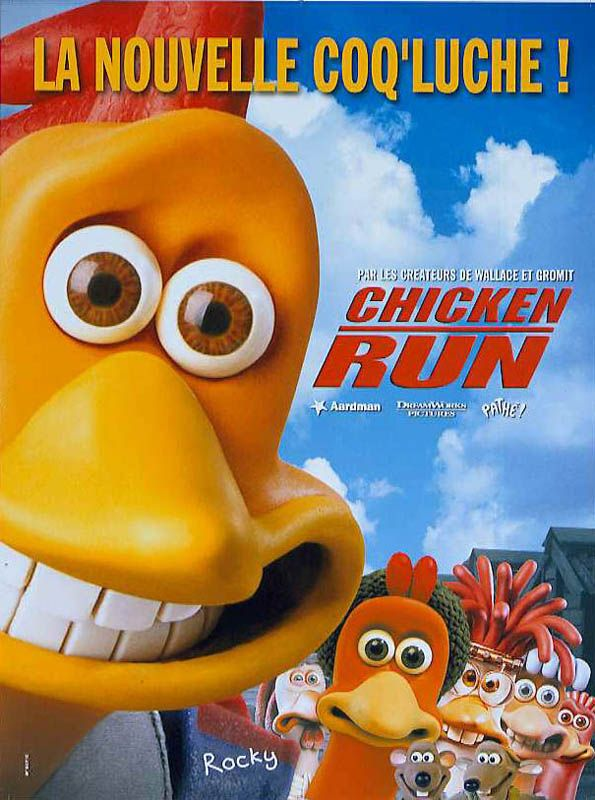 Chicken Run affiche