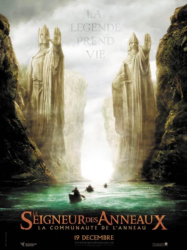 Meilleure vente gros en ligne beauté Anecdotes du film Le Seigneur des anneaux : la communauté de ...