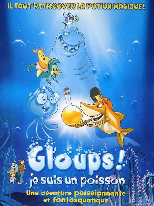 [A. Film] Gloups ! Je suis un poisson (2000) 69197902_af
