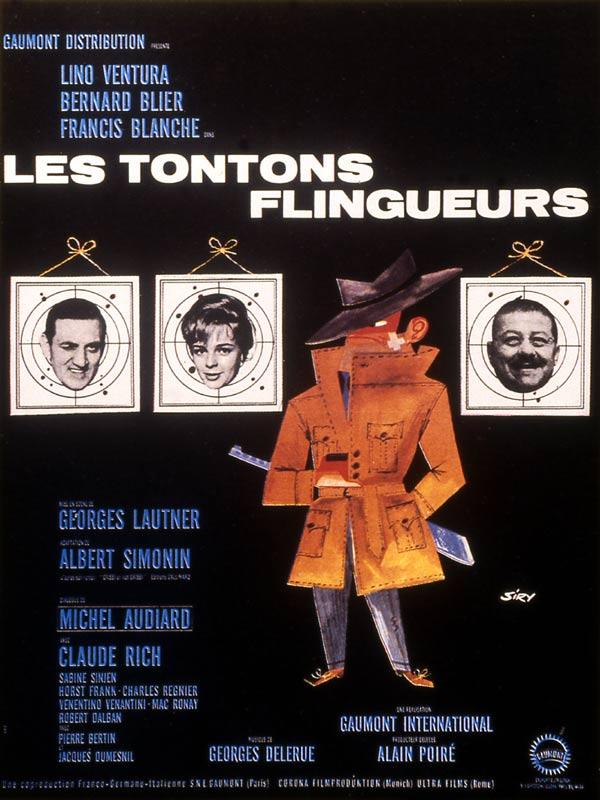 Les tontons flingueurs film 1963 allocin - Tonton flingueur cuisine ...