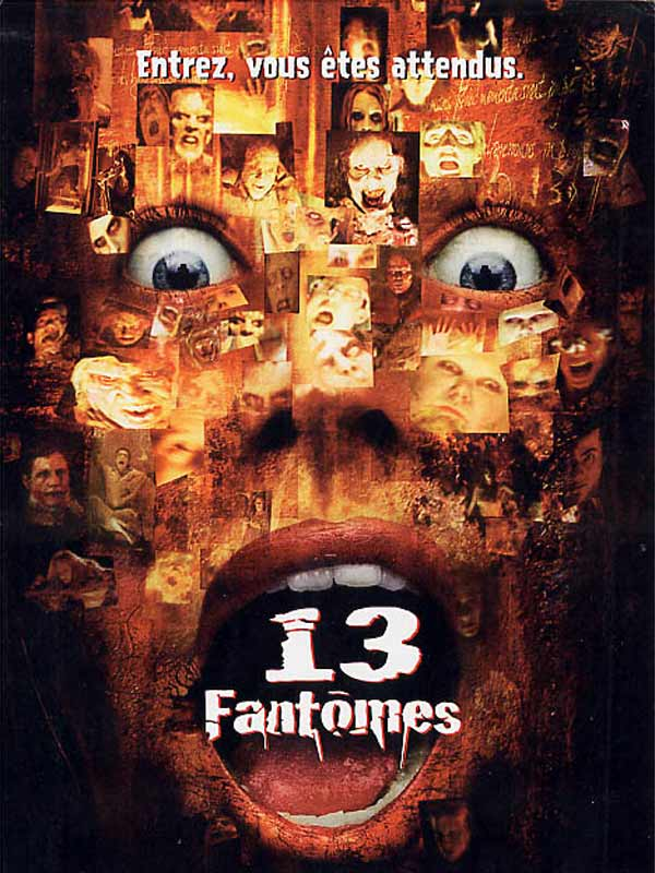 13 fantômes streaming