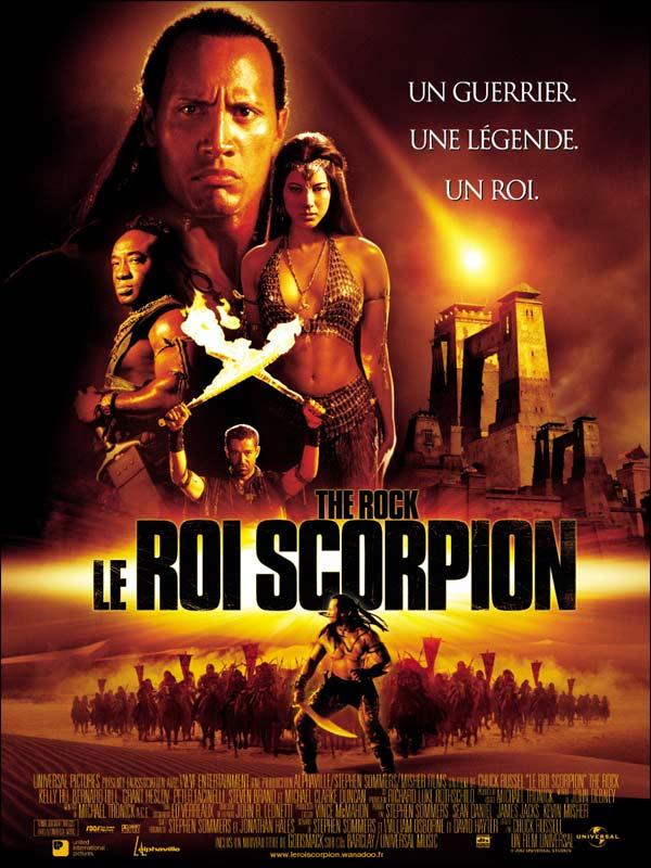 le roi scorpion film 2002 allocin. Black Bedroom Furniture Sets. Home Design Ideas