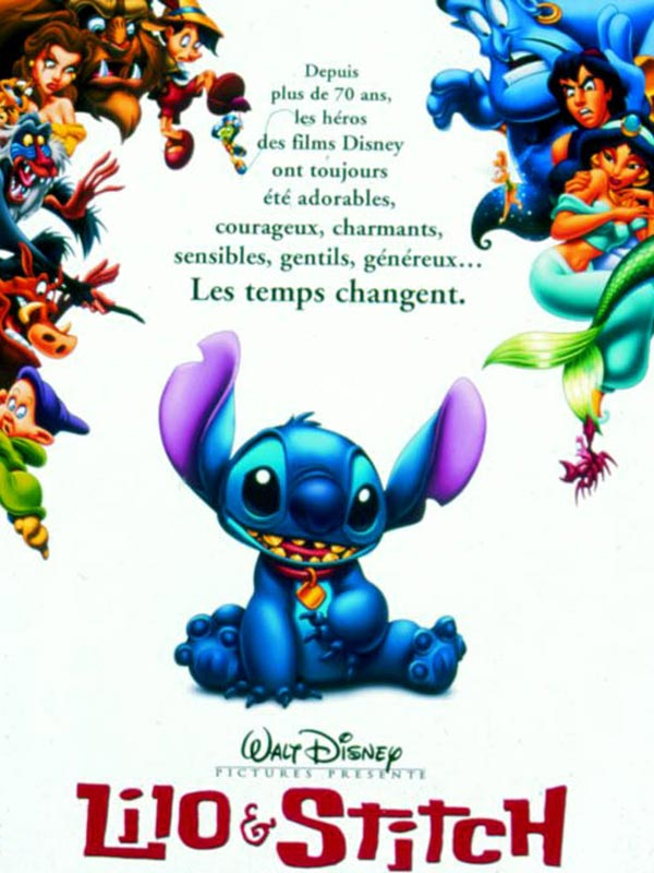 Critique Du Film Lilo Stitch Allocine