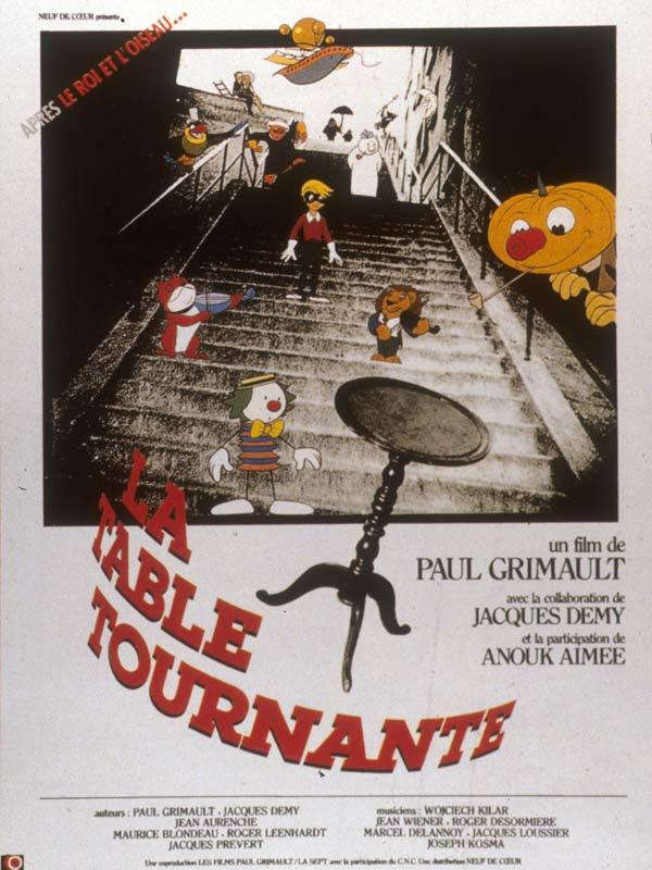 La table tournante film 1988 allocin - Bande annonce guillaume et les garcons a table ...