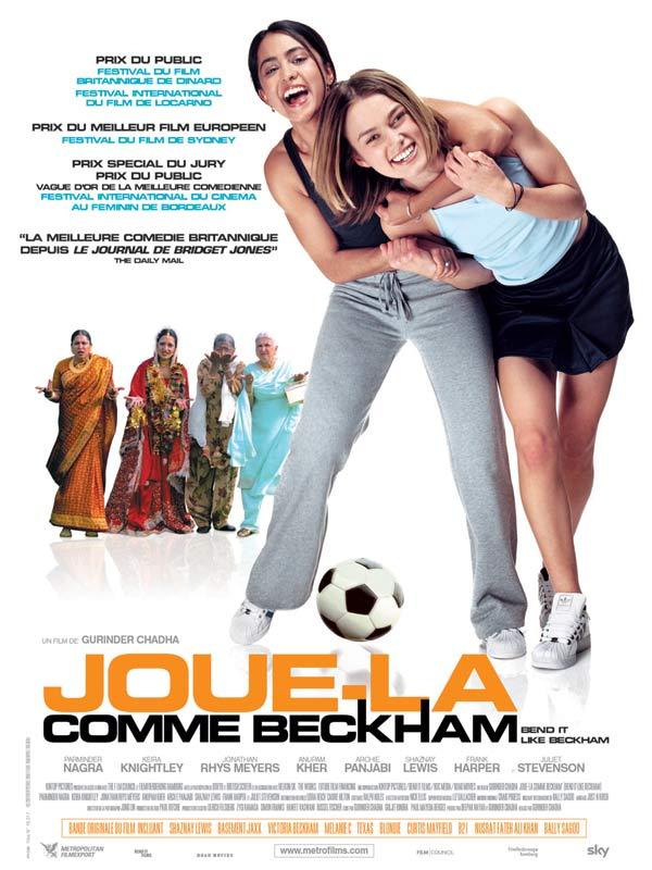 Joue la comme beckham film 2002 allocin - Fille joue au foot ...