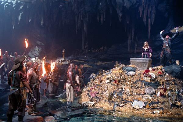 Photo du film pirates des cara bes la mal diction du - Decoration pirate des caraibes ...