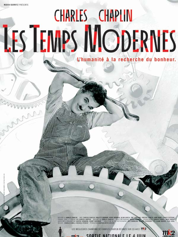 les temps modernes dates